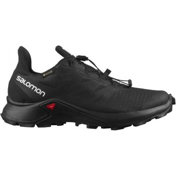 Salomon SUPERCROSS 3 GTX W, ženske patike za trail trčanje, crna
