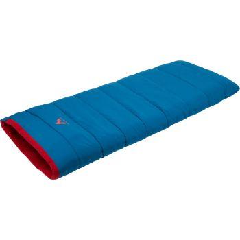 McKinley CAMP FLANELLE, vreća za spavanje, plava