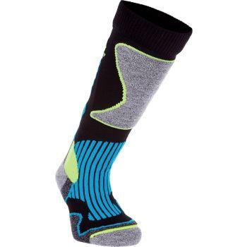 McKinley NEW NILS JRS, dječije skijaške čarape, crna