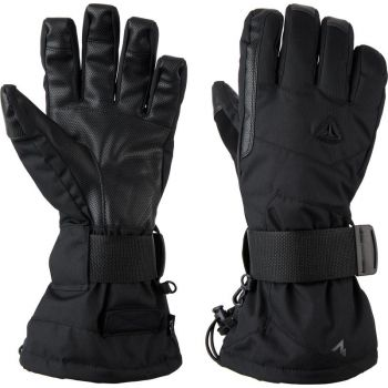 McKinley NEW VOLKER II UX, rukavice za snowboard, crna