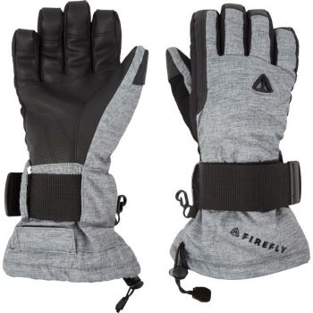 Firefly NEW VOLKER JRS, dječije rukavice za snowboard, siva
