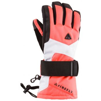 Firefly NEW VOLKER JRS, dječije rukavice za snowboard, bijela