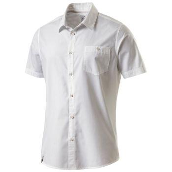 McKinley OWEN II UX, muška košulja, bijela