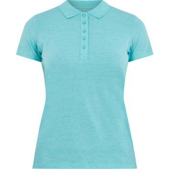 McKinley PELLEW WMS, ženska polo majica, zelena