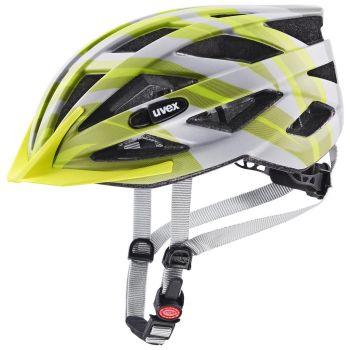 Uvex AIR WING CC, biciklistička kaciga, siva