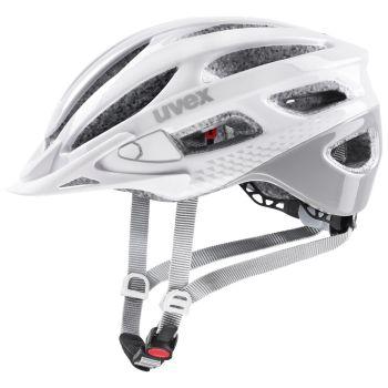 Uvex TRUE, biciklistička kaciga, bijela
