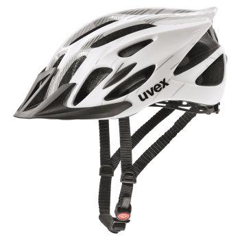 Uvex FLASH, biciklistička kaciga, bijela