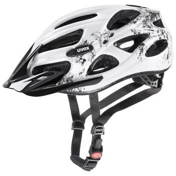 Uvex ONYX, biciklistička kaciga, bijela