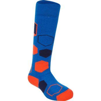 McKinley SOCKY II JRS, dječije skijaške čarape, plava
