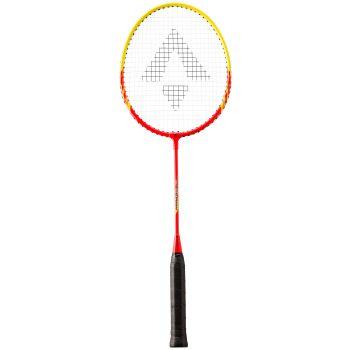 Tecnopro TEC FUN JUNIOR, dječiji prsluk reket za badminton, crvena