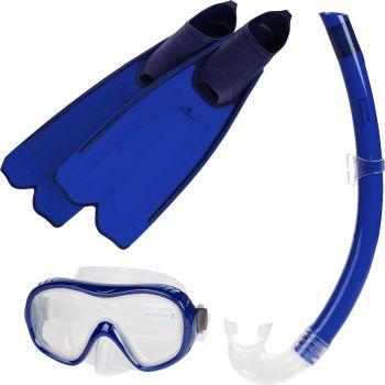 Tecnopro ST3 3, set za ronjenje, plava