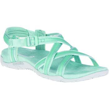 Merrell TERRAN ARI LATTICE, sandale, zelena