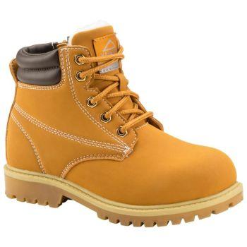 McKinley TIRANO P II JR, dječije cipele, žuta