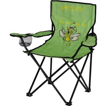 Wheel Bee EASY BEE, stolica kamp, zelena