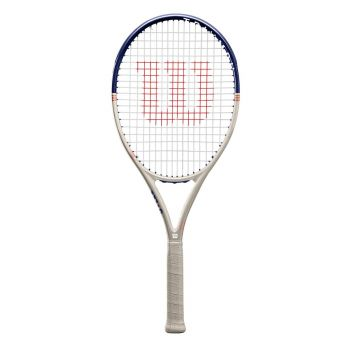 Wilson ROLAND GARROS TRIUMPH, muški reket za tenis, siva
