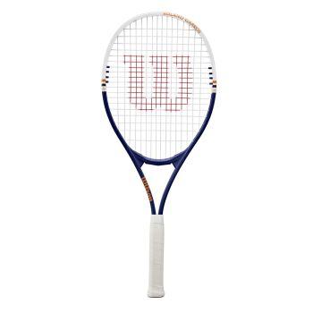 Wilson ROLAND GARROS ELITE, muški reket za tenis, plava
