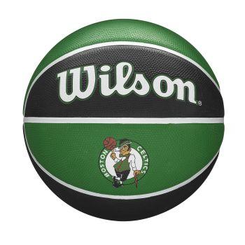 Wilson NBA TEAM TRIBUTE BOSTON CELTICS, košarkaška lopta, zelena