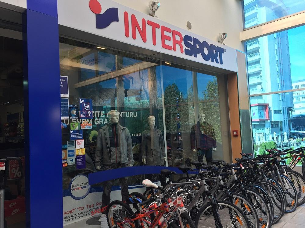 Intersport Tuzla Mercator