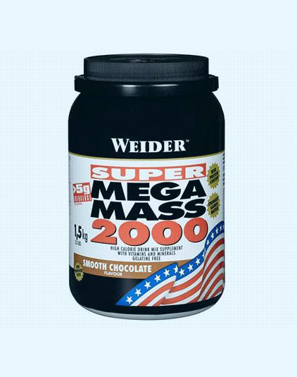 Weider MEGA MASS, sportska prehrana