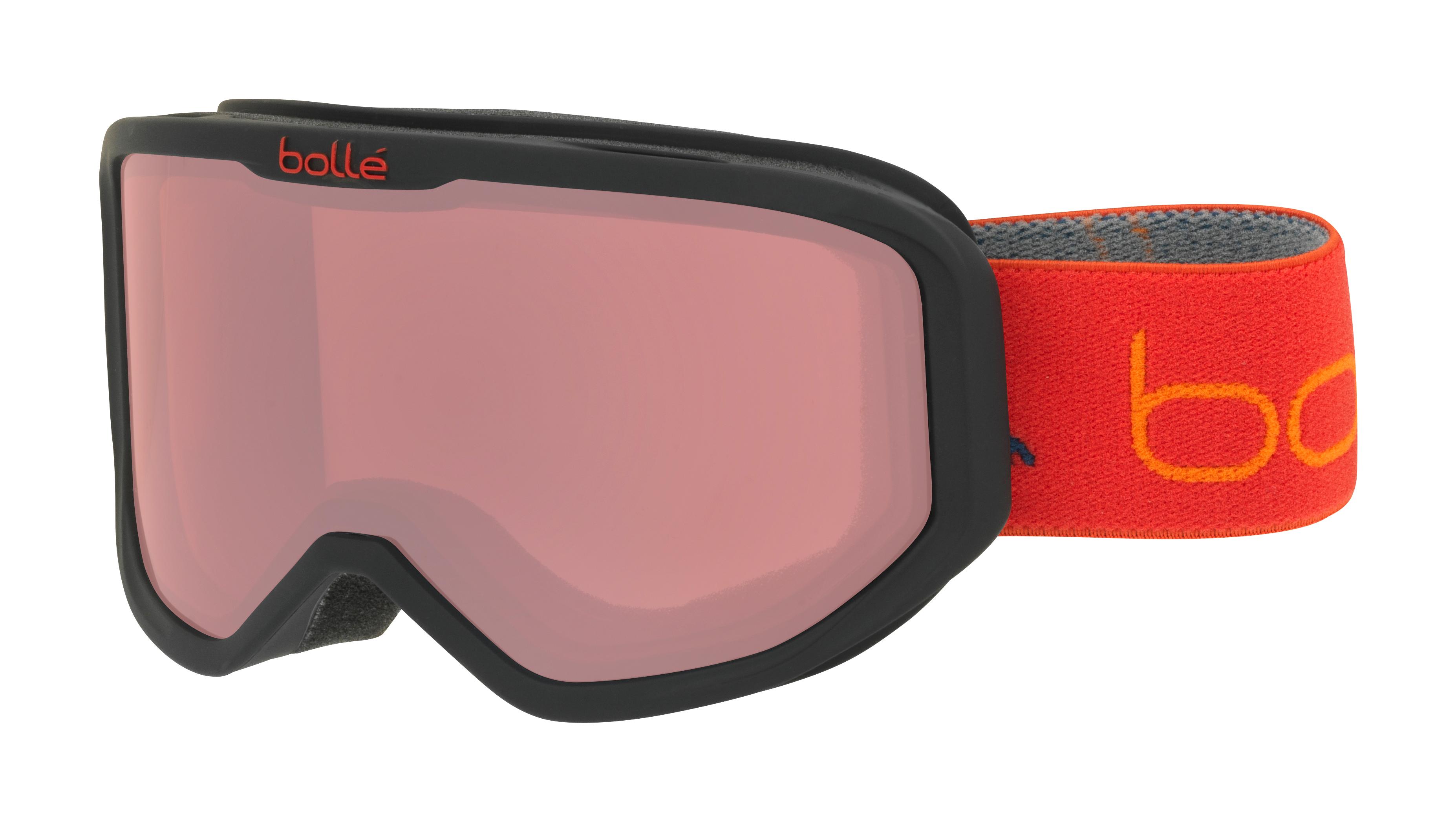 Bolle INUK, dječije skijaške naočale, crna
