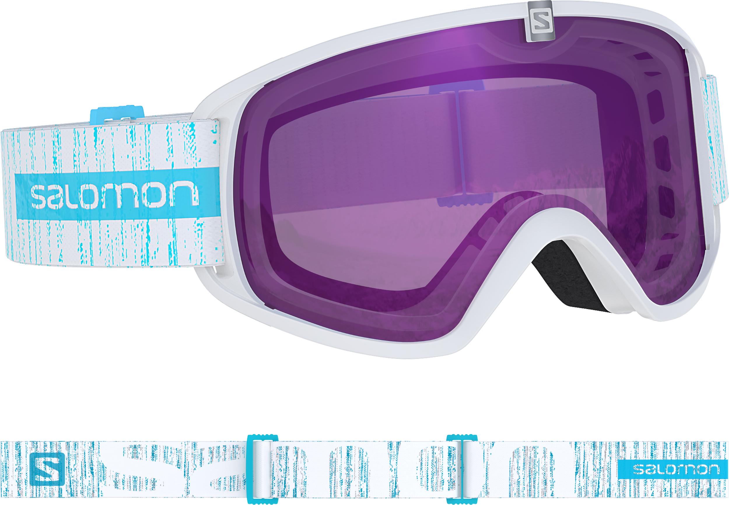 Salomon FORCE MULTILAYER, skijaške naočale, bijela