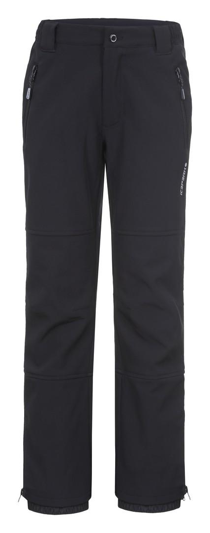 Icepeak RIPA JR, dječije skijaške hlače, crna