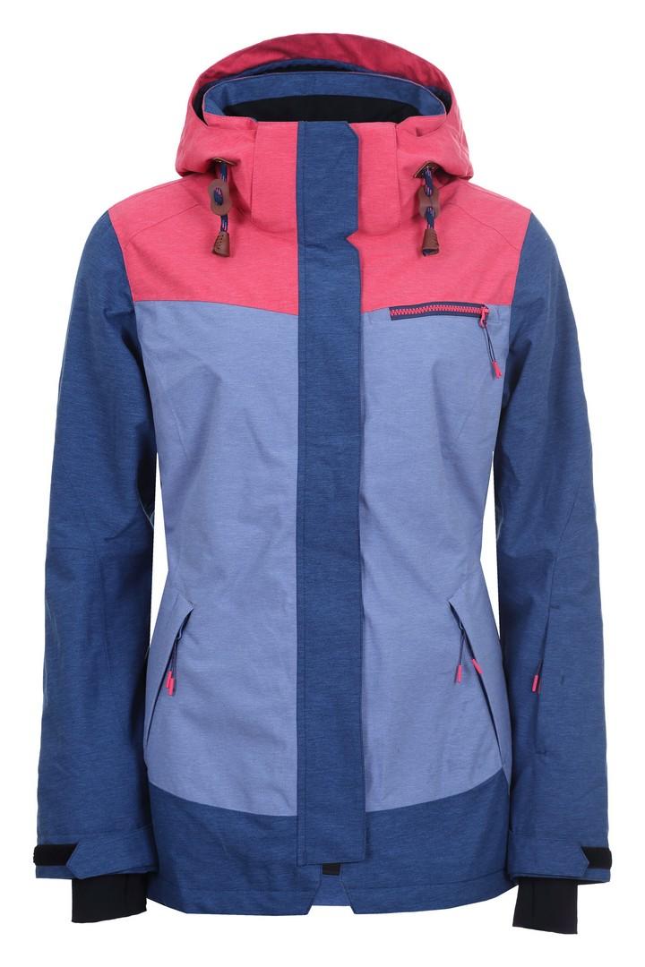 Icepeak CAREY, ženska skijaška jakna, plava
