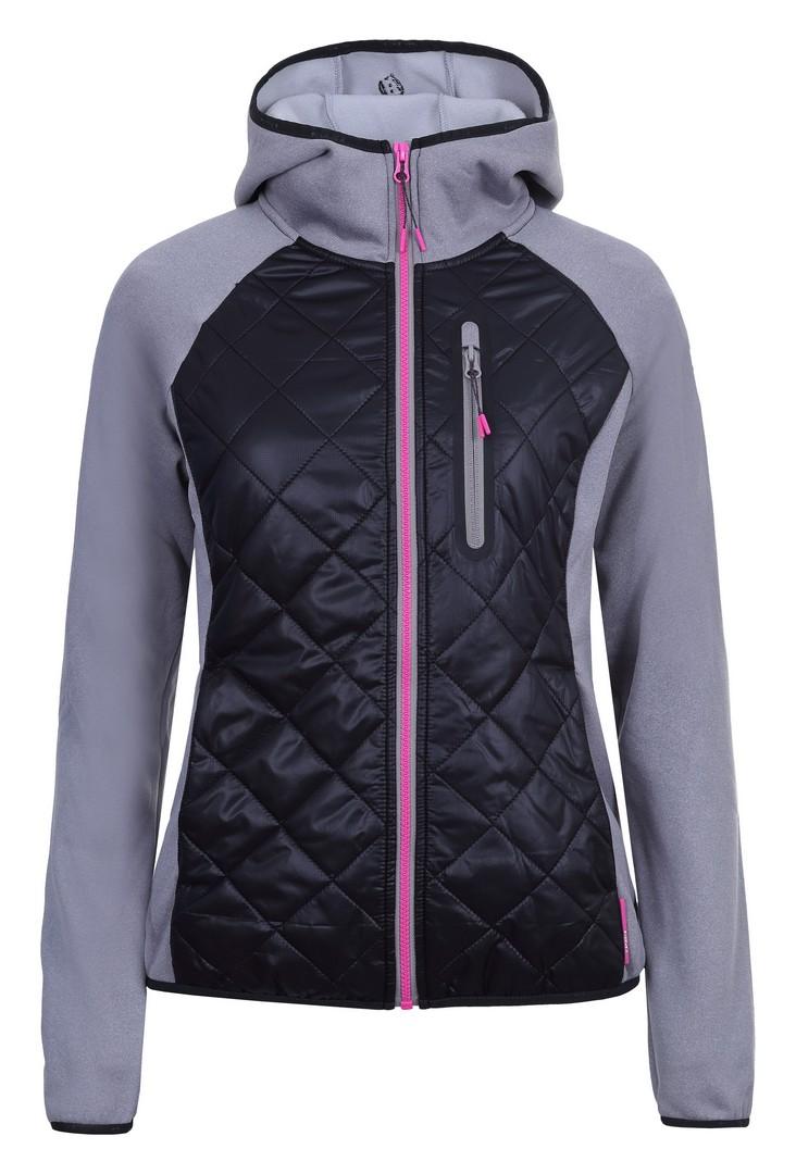 Icepeak CARLIN, ženska skijaška jakna, siva