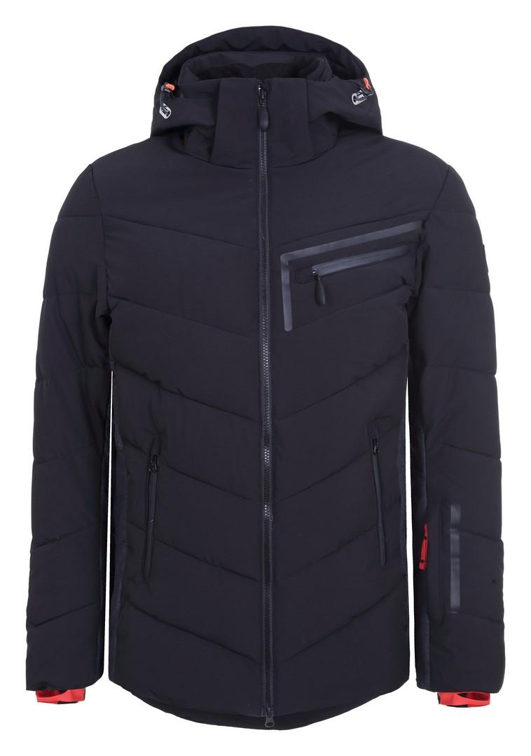 Icepeak EADS, muška skijaška jakna, crna