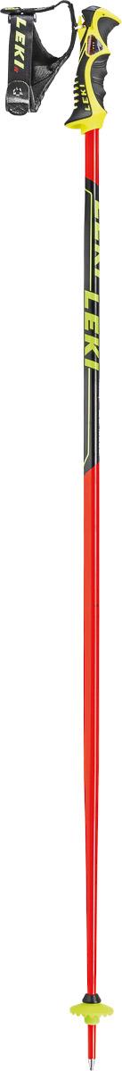 Leki WORLDCUP RACING SL TBS, skijaški štapovi, crvena