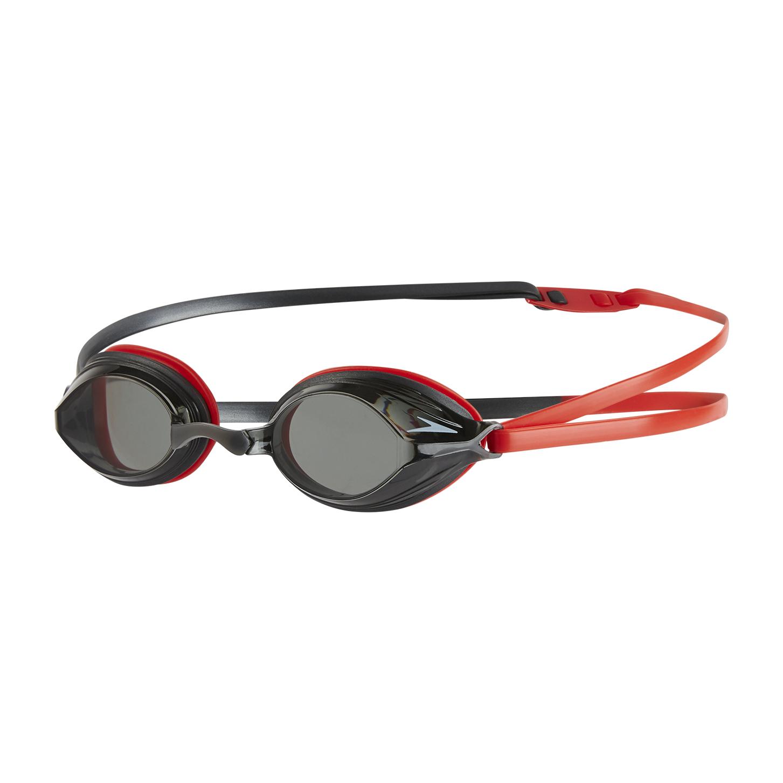 Speedo VENGEANCE GOG AU, naočale za plivanje, crvena
