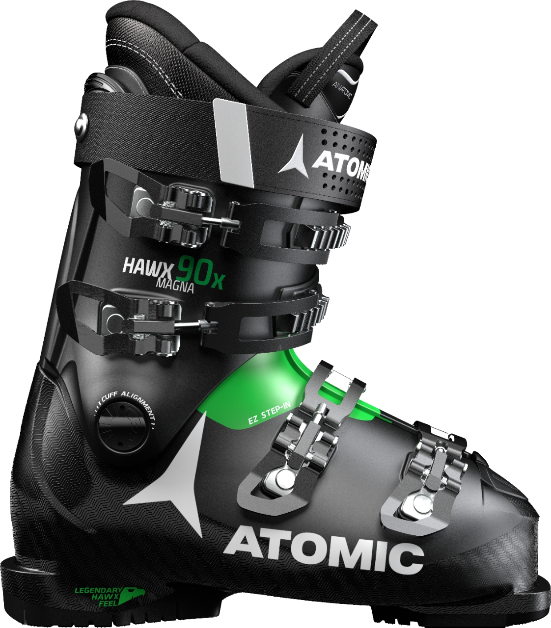 Atomic HAWX MAGNA 90X, muške pancerice, crna