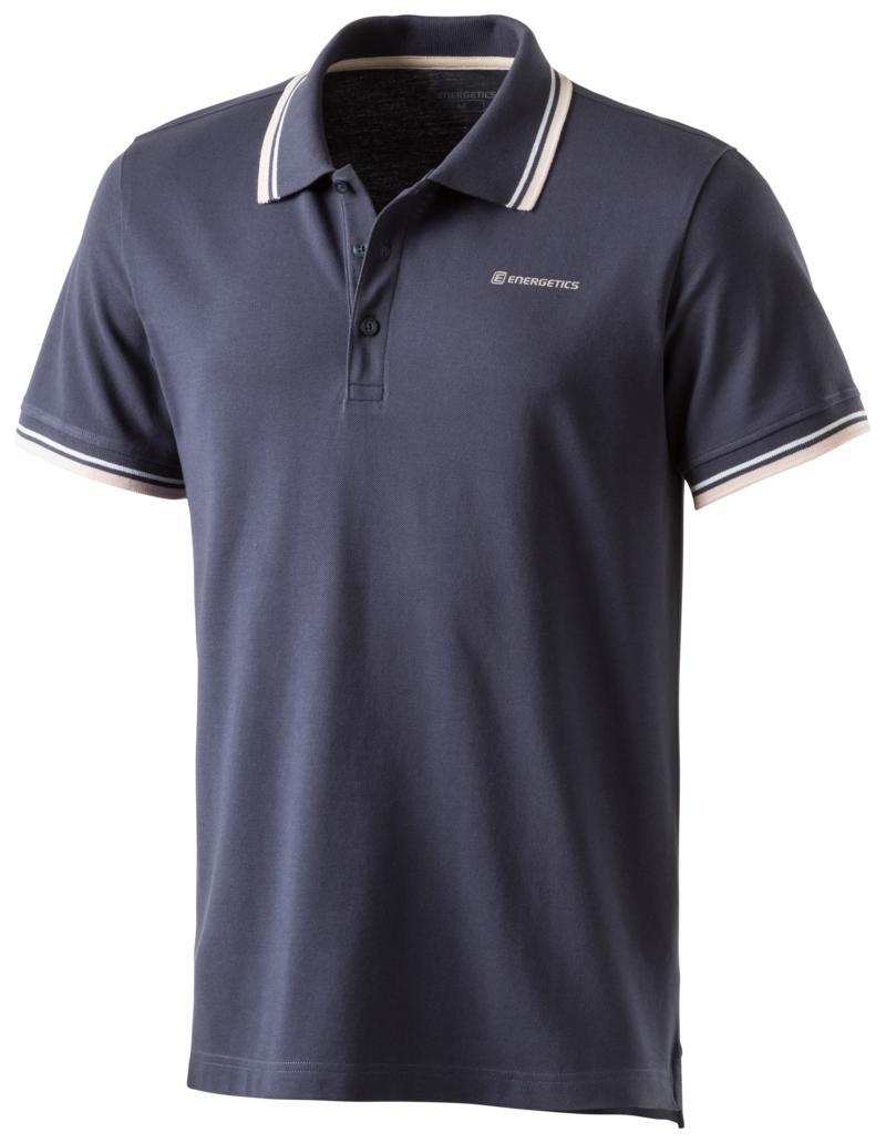 Energetics ALDO Y UX, muška majica za fitnes, plava