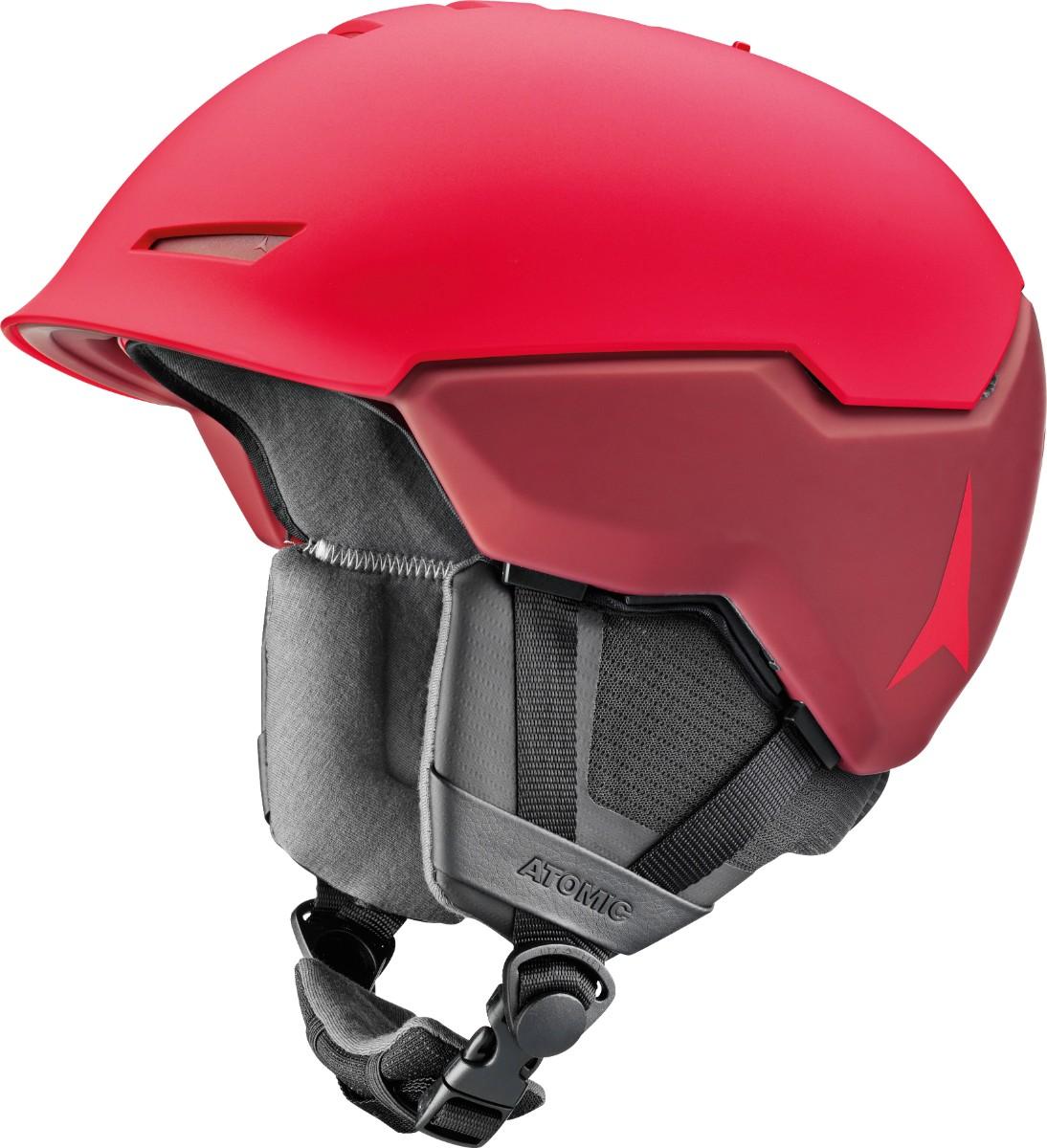 Atomic REVENT+ AMID, skijaška kaciga, crvena