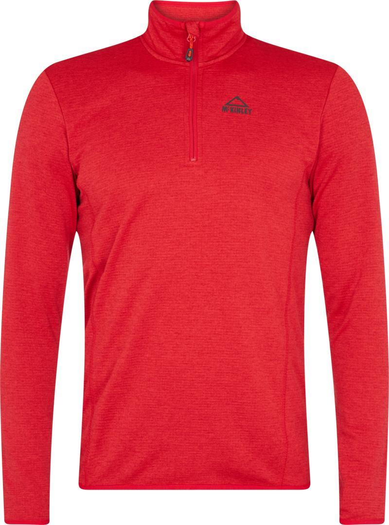 McKinley ANDREAS UX, muški skijaški duks, crvena