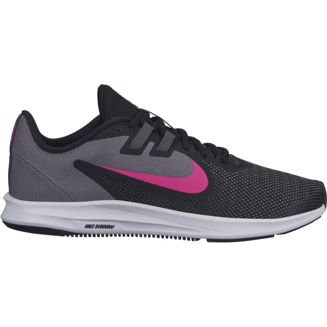 Nike WMNS NIKE DOWNSHIFTER 9, ženske patike za trčanje, crna