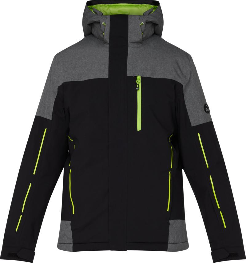 McKinley BENDIX II UX, muška skijaška jakna, crna