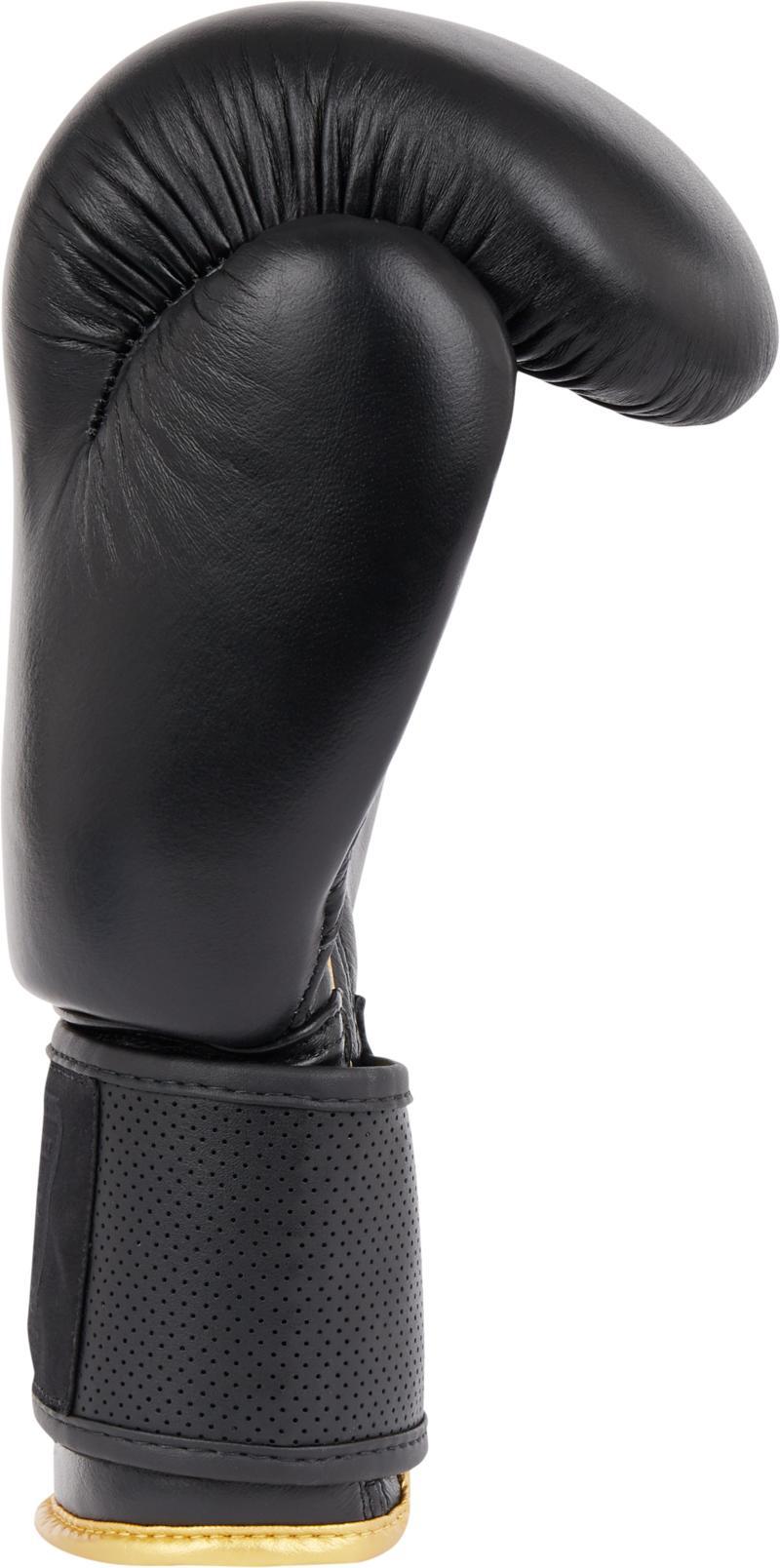 Energetics LEATHER TN, rukavice za boks, crna
