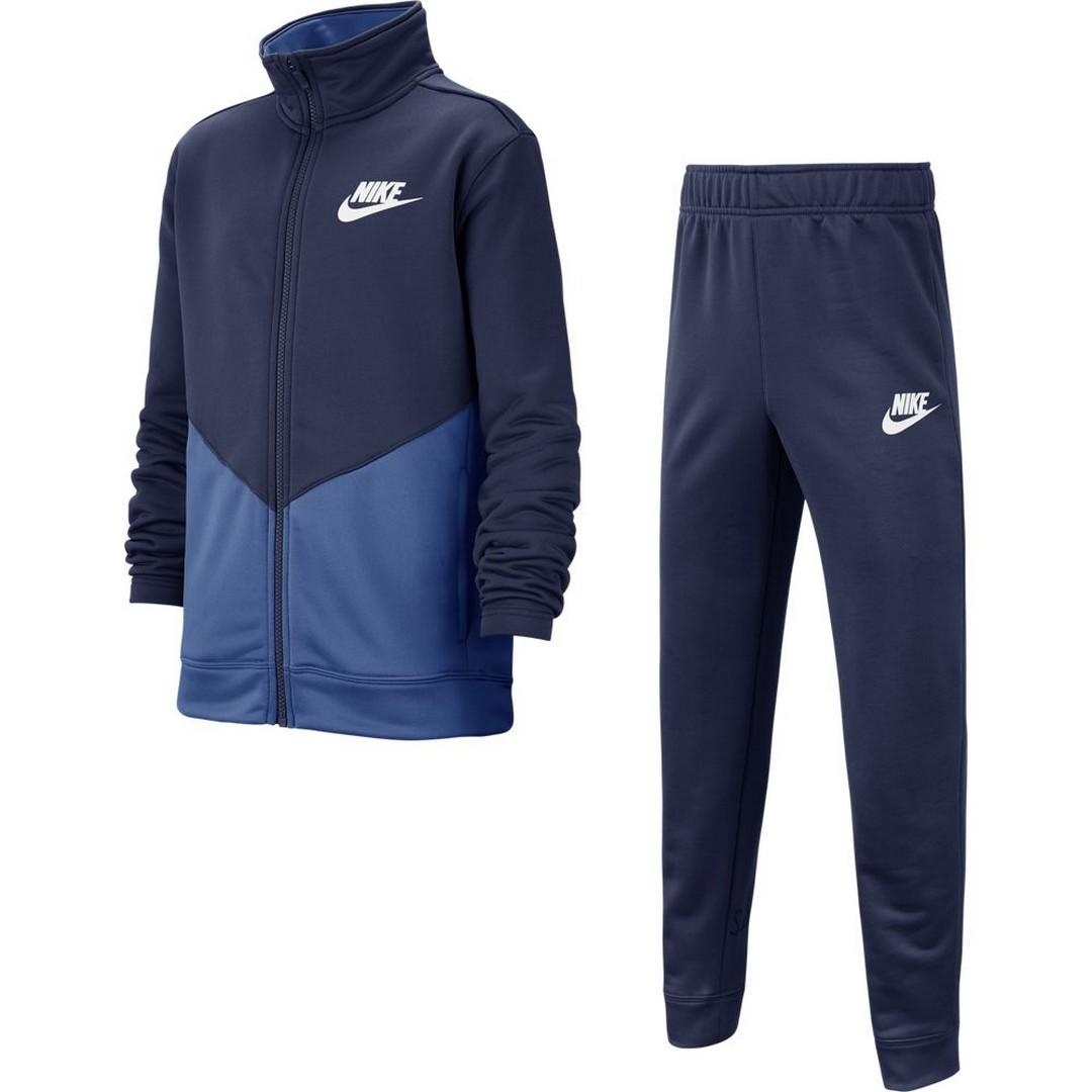 Nike B NSW CORE TRK STE PLY FUTURA, trenerka, plava