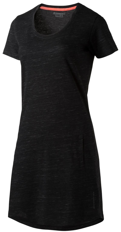 Energetics CARNI 2 WMS, ženska majica za fitnes, crna