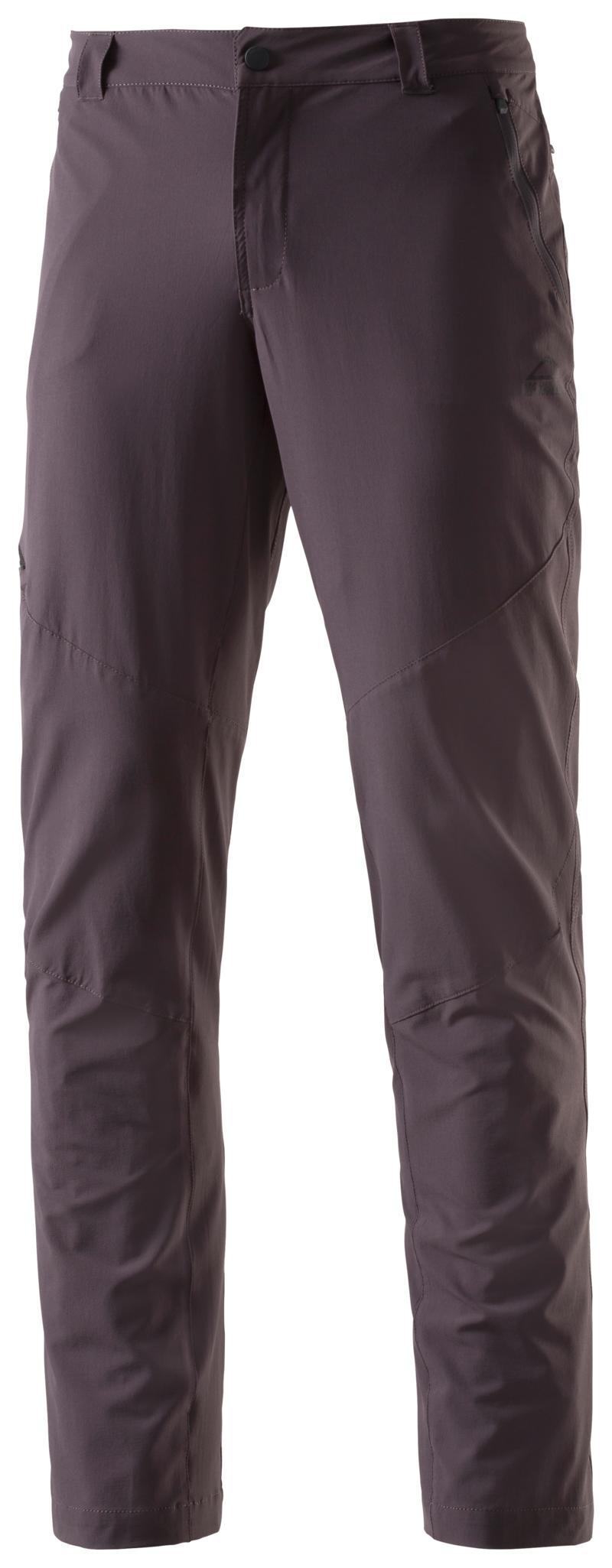 McKinley CASWELL II MN, muške planinarske hlače, siva
