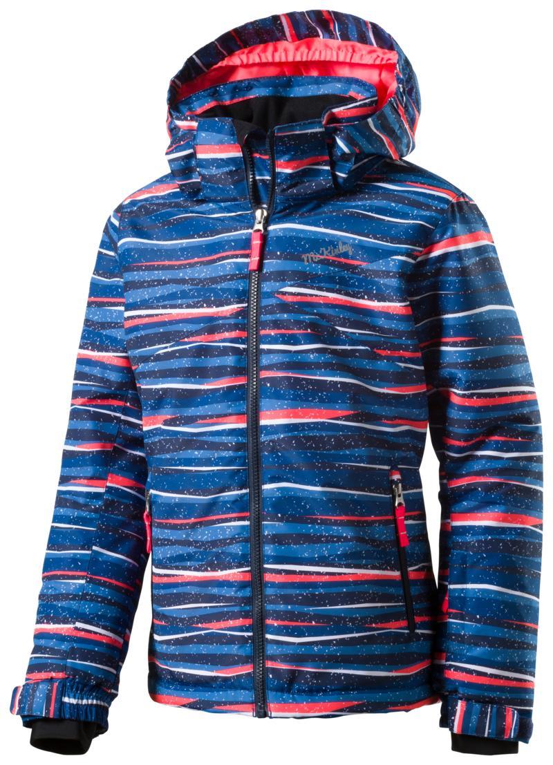 McKinley CHLOE GLS, dječija skijaška jakna, plava