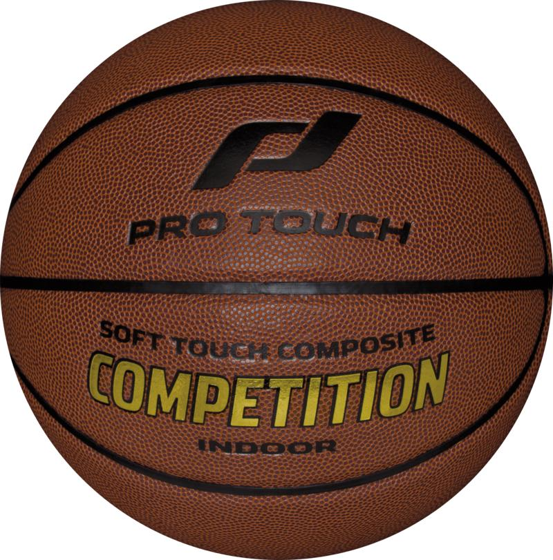 Pro Touch COMPETITION, košarkaška lopta, crna