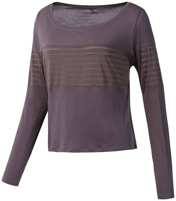 Reebok CZ9468, ženska majica dugi rukav za fitnes
