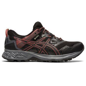 Asics GEL-SONOMA 5 GTX, ženske patike za trčanje, crna