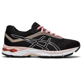 Asics GEL-ZONE 7, ženske patike za trčanje, crna