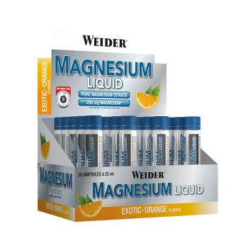 Weider MAGNESIUM LIQUID, sportska prehrana
