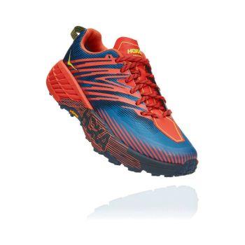 Hoka One One SPEEDGOAT 4, muške patike za trail trčanje, plava