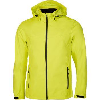 Icepeak BIGGS, muška jakna za planinarenje, žuta