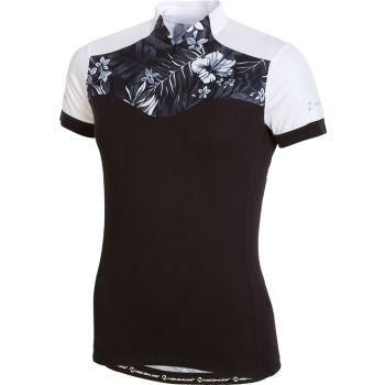 Nakamura HAWAII JERSEY, ženska majica za biciklizam, crna